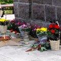 ФОТО: Ветераны Кохтла-Ярве отметили День памяти и скорби
