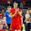 Gareth Bale septembrikuises valikmängus Eestiga.