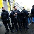 Ajaleht: Dortmundi Borussia vastase pommirünnaku lõhkeaine oli pärit Saksa sõjaväe varudest