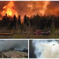 Kanada põlenguala ähvardab lähitundidel kahekordistuda