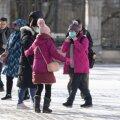 TURISTID TALLINNAS: Erinevad asutused tundsid juba jaanuarist alates muret, et koroonaviirus saabub siia Hiina inimeste või sealt tulevate kaupadega.