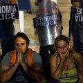 Kreeka parlament kiitis säästueelnõu heaks