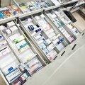 Apteekrid peavad pakkuma odavamaid variante ka käsimüügiravimite puhul