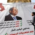 Egiptlased toetasid põhiseaduseparandusi, mis võivad presidendi võimule jätta 2030. aastani