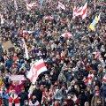 Valgevene demokraatlik opositsioon pälvis Sahharovi mõttevabaduse auhinna