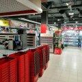 В обновленном гипермаркете Ülemiste Rimi появилось уютное угловое кафе