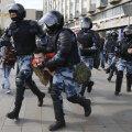 В ЕС призвали отпустить задержанных в ходе несанкционированной акции в Москве