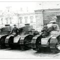 Renault FT-17 tankid Tallinnas