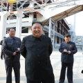 Venemaa autasustas Kim Jong-uni Suure Isamaasõja juubelimedaliga
