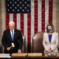OTSEBLOGI ja VIDEOD | USA kongress kinnitas Trumpi toetajate Kapitooliumis märatsemisest hoolimata Bideni presidendiks valimise