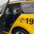 Tallink установит в своих такси новые защитные перегородки