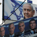 Benjamin Netanyahu pürgib Iisraeli parlamendivalimistel viiendat korda peaministriks