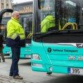 Suurüritustel osalejad saavad Tallinna ühistranspordis tasuta sõita