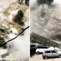 VIDEO | India põhjaosa tabas kaljuvaring. Õnnetuses hukkus üheksa turisti