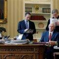 Valge Maja: Trump tegi Kremliga suhete parandamisega algust