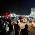 В больнице для ковид-пациентов в Багдаде взорвался кислородный баллон: десятки погибших и раненых