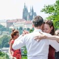 Tangosammul mööda Praha tänavaid