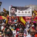 VIDEO | Madridis avaldasid kümnes tuhanded meelt Kataloonia iseseisvuslastele armuandmise vastu