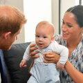 Ebatavaliselt keeruline! Prints Harry avaldab, mis oli tema poja Archie esimene sõna
