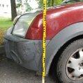 Liiklusõnnetus Riia tänaval 02.09