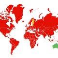 Liikumispiirangute kaart