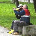 Liviko juht seadusemuudatusest: ma ei pea õigeks tänaval joomist