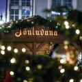 Raekoja platsil süttisid tuled jõulukuusel ja Tallinna jõuluturul