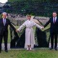 Керсти Кальюлайд: Балтийская цепь свободы дала надежду многим народам