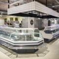 ФОТО: Треть мясного зала рынка Балтийского вокзала пустует