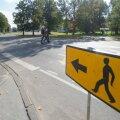 Kahes liiklusõnnetuses sai viga kolm jalakäijat