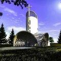 На строительство скандальной церкви в Йыгева выделен миллион евро. Приход получал пособия и раньше