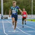 Rasmus Mägi pani end Pärnus proovile 300 meetri jooksus ja alistas 33 sekundi piiri.