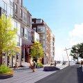 ФОТО: Квартал Ноблесснер в Каламая превратится в открытое городское пространство вблизи моря