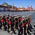 VIDEO | Putin korraldas hilinenud võidupüha paraadi koroonahirmu kiuste