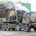 FOTOD JA VIDEO | Prantsuse ja Ühendkuningriigi sõjatehnika jõudis Eestisse