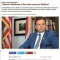 FSB mõjukampaania Moldova oligarhi Vlad Plahotniuci vastu