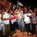 Sudaani meeleavaldajad eirasid võimule tulnud sõjaväenõukogu liikumiskeeldu