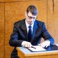 Судебный процесс по делу бывшего министра Марти Куузика может быть отложен