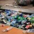 Plastikust taara kogub kokku Eesti Pandipakend OÜ