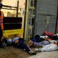 FOTOD ja VIDEO: Buenos Aireses puhkesid pärast jalgpallikaotust noorterahutused