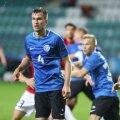 ГАЛЕРЕЯ: Эстония проиграла Грузии в домашнем матче Лиги наций