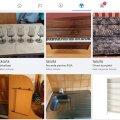 Facbook'i erinevad jagamismajanduse ning ostu-müügilehed koonduvad rubriiki Marketplace, kust kuvatakse kasutajale kuulutusi, mis sarnanevad tema eelnevalt otsitutega ja asuvad 60 km kaugusel.