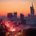 VIDEO | Varssavis marssisid Poola iseseisvuspäeva puhul paremäärmuslased