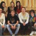 Rapla Valla Noortevolikogu liikmed