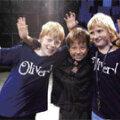 Kolm poissi, üks Oliver