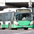Tallinna busside liinitablood tõrguvad