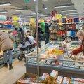 Kõhnema rahakotiga ostja kipub valima väiksema hinnanumbriga kaupa, et kogu ostusumma liiga suureks ei läheks. Samas on väikepakendites toote kilohind enamasti kallim.
