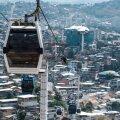 SUURES PILDIS: Üks Rio, kaks maailma ehk köisraudteega favelas ja Suhkrupeamäel
