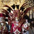 В Венеции из-за коронавируса отменен традиционный карнавал