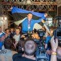 ÜLESKUTSE: Milliste loosungitega tervitada olümpiasangareid?